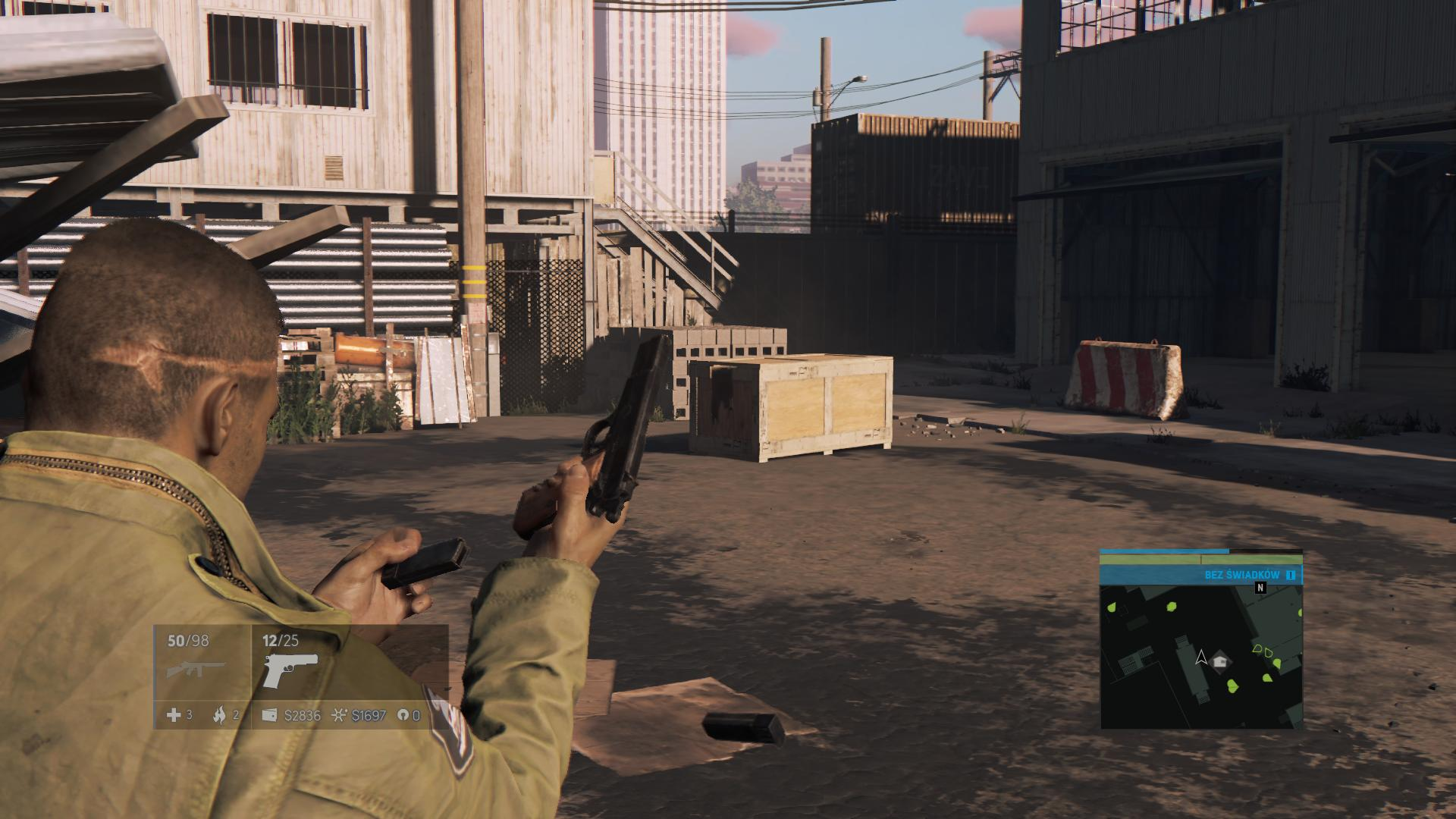 mafia 3 how to get weapons