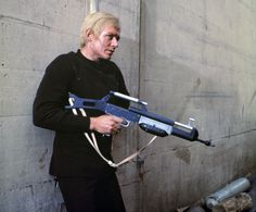 Rifle from Gerry Anderson's UFO TV series