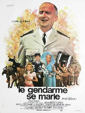 gendarme gets married the internet movie firearms database guns in movies tv and video games. Black Bedroom Furniture Sets. Home Design Ideas