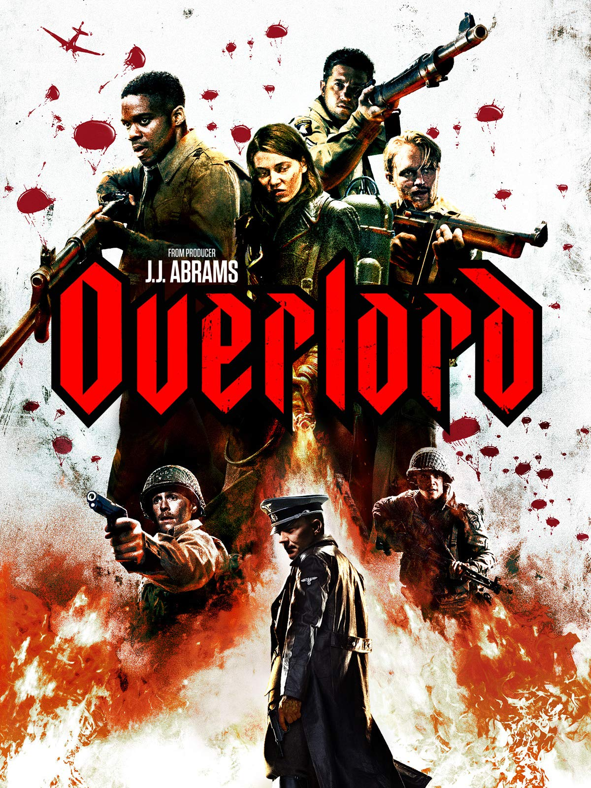 Overlord 2018 Internet Movie Firearms Database Guns