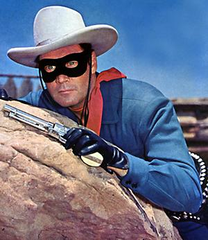 Clayton Moore - Internet Movie Firearms Database - Guns in Movies