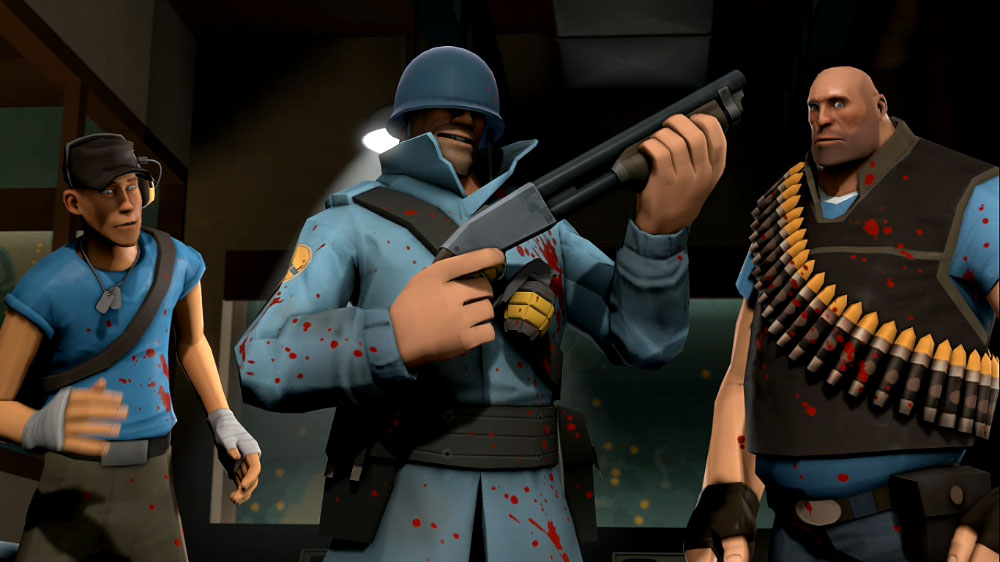 team fortress meet the movies