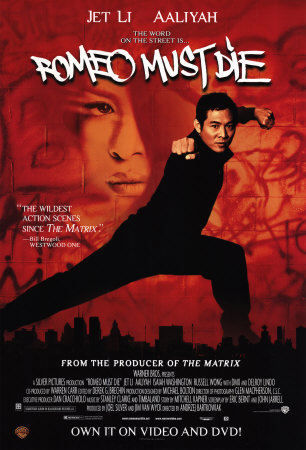 characters in the film romeo must die 10052016  year 9: romeo and juliet  if a piece of drama featured characters with extreme emotions,  i must be gone and live, or stay and die.