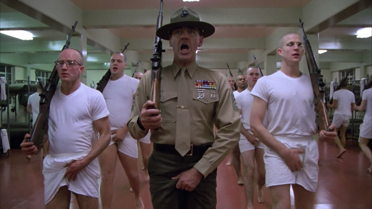 full metal jacket summary analysis