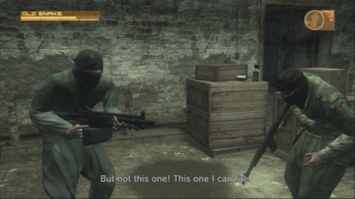 Metal Gear Solid 4: Guns of the Patriots (Video Game) - TV