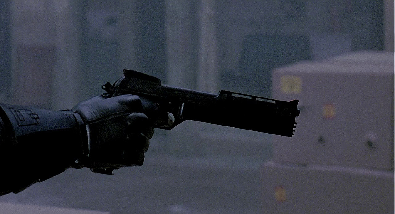 Favorite/awesome movie guns - The Club House