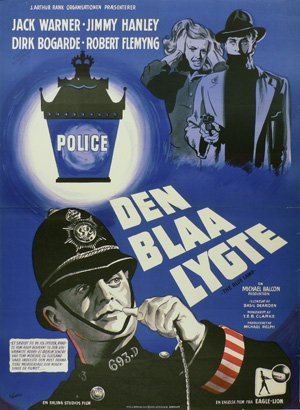Blue Lamp, The - Internet Movie Firearms Database - Guns in Movies ...