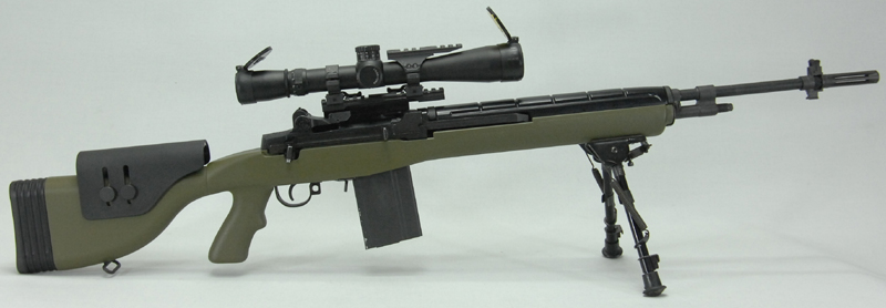 list for 350fps g&p m14 DMR, did I miss anything ... M14 Sniper Rifle Usmc