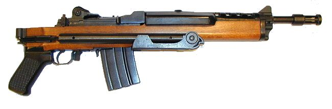 Ruger Mini-14 Factory Folding Stocks - Wow! Prices are sky