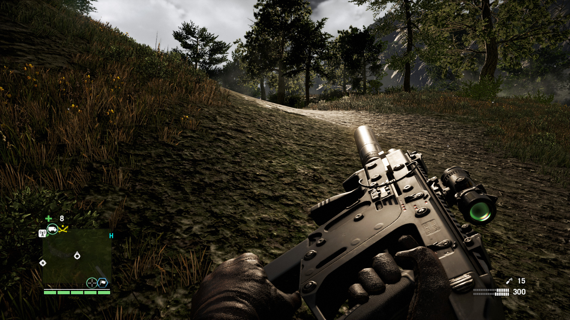 far cry 4 how to switch weapons