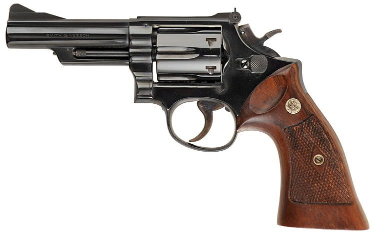 Smith wesson model 586 blue steel la smith and wesson