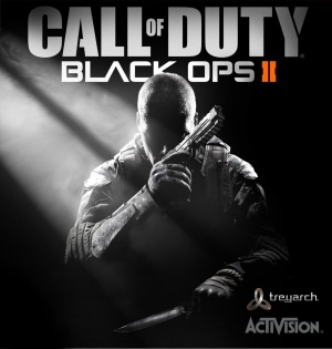 Call of duty black ops ii internet movie firearms database black ops2 logog voltagebd Gallery