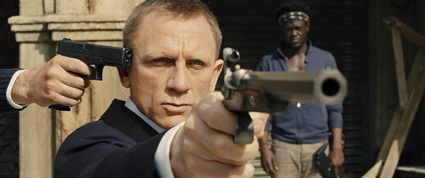 Skyfall - Internet Movie Firearms Database - Guns in Movies, TV and