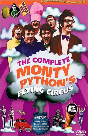 The Unknown Hero Who Saved <i>Monty Python's Flying Circus</i>