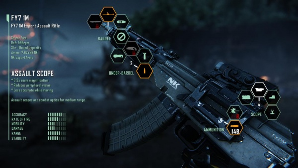 Crysis 3 - Internet Movie Firearms Database - Guns in Movies, TV and