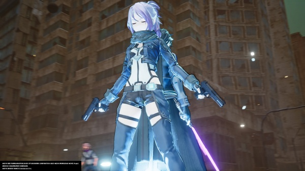 Sword Art Online: Fatal Bullet - Internet Movie Firearms Database