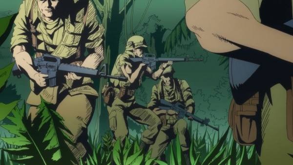 Anime American Soldier Pictures to Pin on Pinterest ...