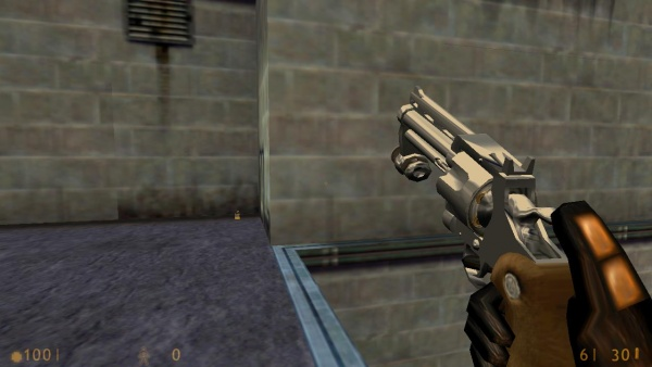Half-Life - Internet Movie Firearms Database - Guns in