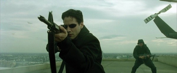 Matrix The Internet Movie Firearms Database Guns In