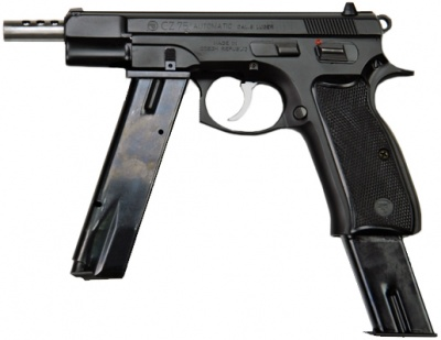 CZ 75 - Internet Movie Firearms Database - Guns in Movies, TV and