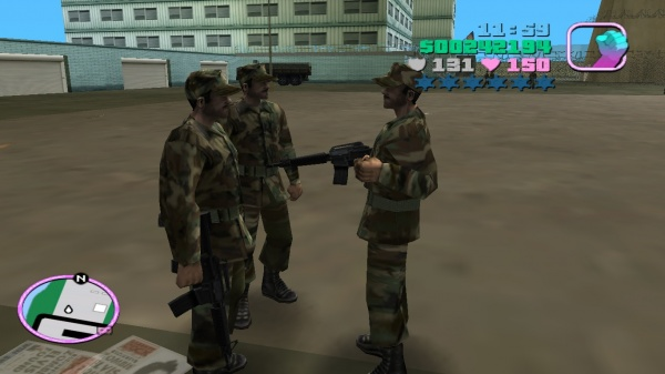 Grand Theft Auto: Vice City - Internet Movie Firearms Database