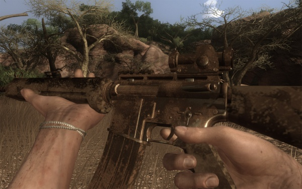 Talk Far Cry 2 Internet Movie Firearms Database Guns In Movies Tv And Video Games