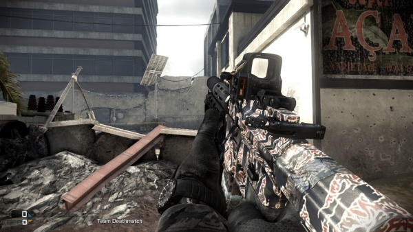 Call of Duty: Ghosts - Internet Movie Firearms Database