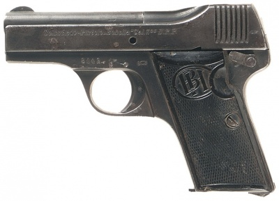 Luger Meaning