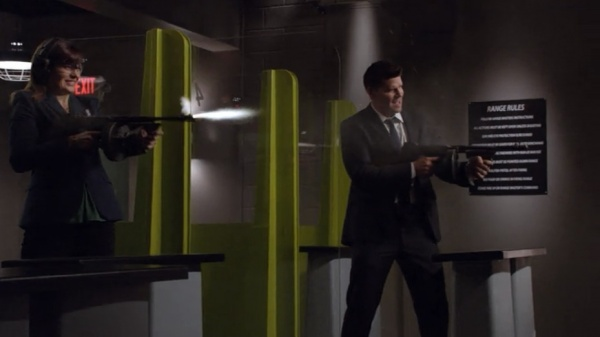 Bones - Season 6 - Internet Movie Firearms Database - Guns