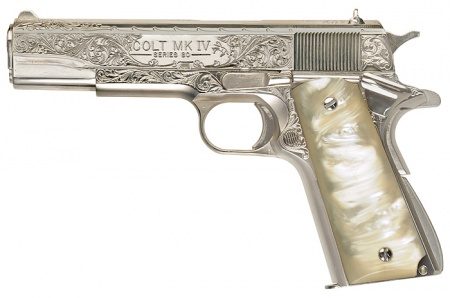 M 1911 My question to you is simple. If you wanted something like this, but a ...