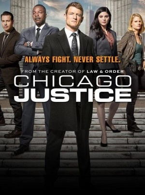 Chicago Justice - Internet Movie Firearms Database - Guns in