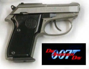 Die Another Day - Internet Movie Firearms Database - Guns in Movies