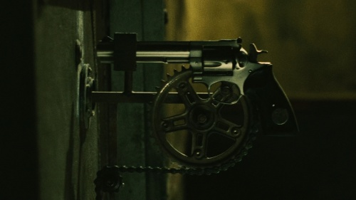 Saw II - Internet Movie Firearms Database - Guns in Movies