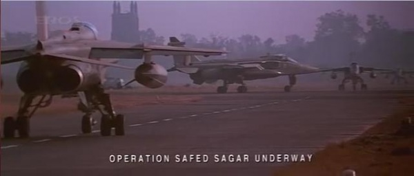 These are actually sepecat jaguar is ground attack aircraft