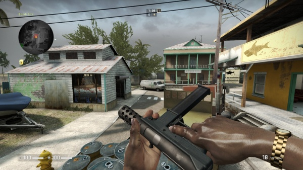 Counter-Strike: Global Offensive - Internet Movie Firearms