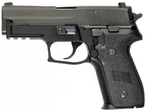 Anyone here own, or have experience with a Sig Sauer P228R (with mounted rail)? - Semi-Auto Handguns