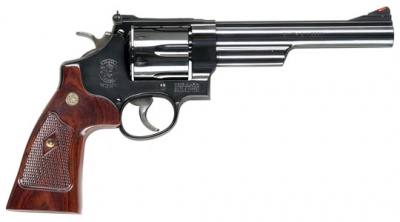smith and wesson model 29 serial number location