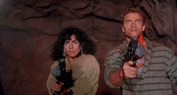 Total Recall (1990) - Internet Movie Firearms Database - Guns in ...