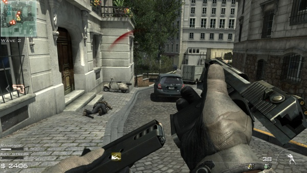 Call Of Duty Modern Warfare 3 Internet Movie Firearms Database