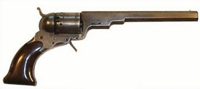 Colt Paterson 1836 Internet Movie Firearms Database