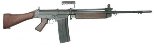 FN FAL - Internet Movie Firearms Database - Guns in Movies, TV and