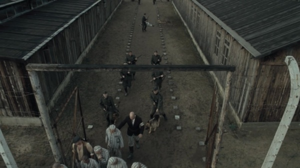 where was the boy in the striped pajamas filmed