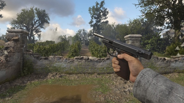 Call of Duty: WWII - Internet Movie Firearms Database - Guns