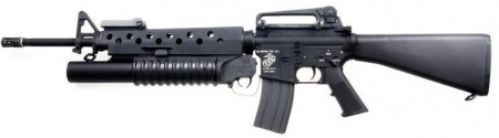 Legion - Internet Movie Firearms Database - Guns in Movies ... M16a4 M203