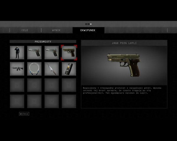Hitman Absolution Internet Movie Firearms Database Guns In Movies Tv And Video Games