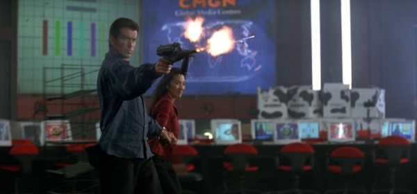 Tomorrow Never Dies Internet Movie Firearms Database