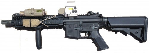 M16 rifle series - Internet Movie Firearms Database - Guns