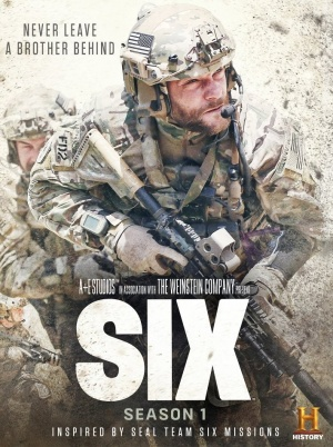 Six (2017 TV Series) - Season 1 - Internet Movie Firearms