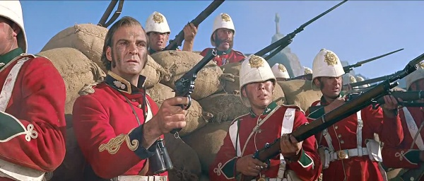 Image result for zulu movie action, fighting
