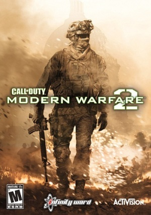 Call Of Duty Modern Warfare 2 Internet Movie Firearms Database